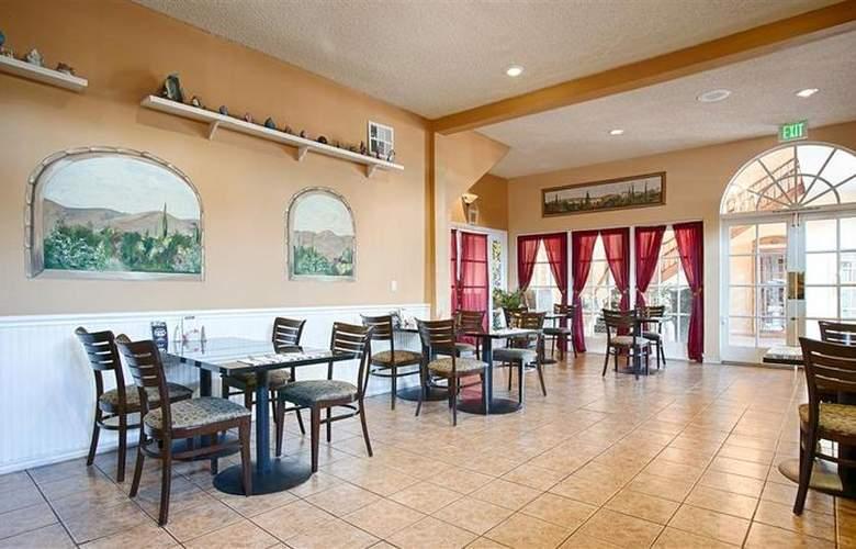 Best Western Hill House - Restaurant - 65