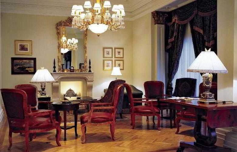 The Ritz-Carlton Budapest - General - 16