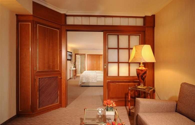 Best Western Parkhotel Oberhausen - Room - 79