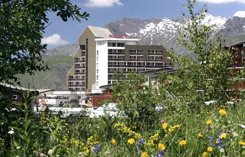 Mercure Les Deux-Alpes 1800 - Hotel - 8