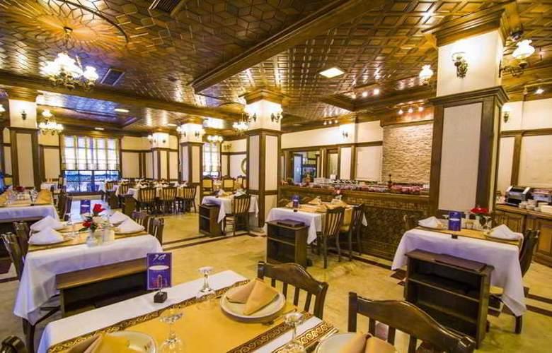 Zalifre Hotel Safranbolu - Restaurant - 3