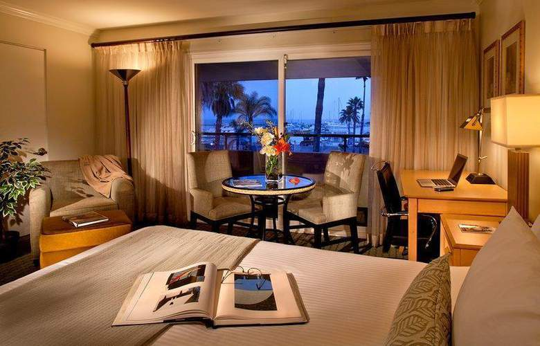 Best Western Beachside Inn Santa Barbara - Room - 43