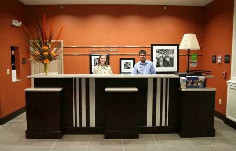 Hampton Inn Jackson/Flowood (Airport Area) MS - Hotel - 2