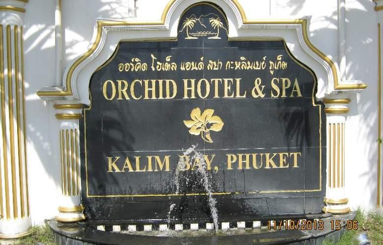 Orchid Hotel Kalim Bay Phuket - Hotel - 1