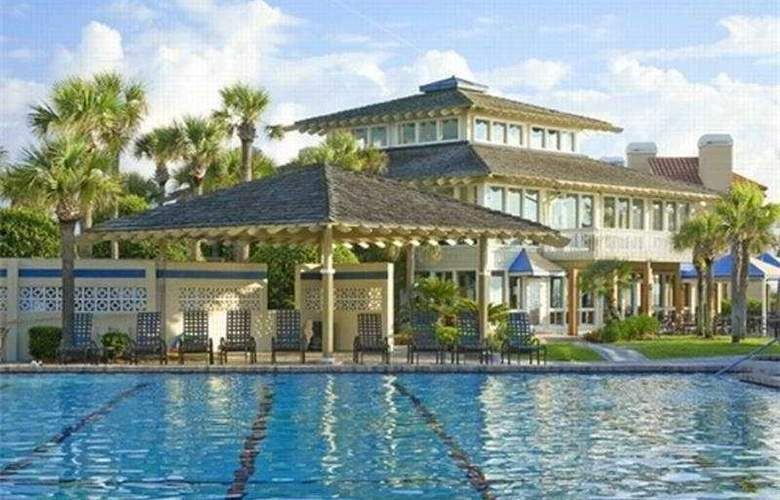 Sawgrass Golf Resort & Spa Marriott - Pool - 6