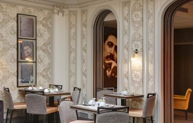 Best Western Hôtel Littéraire Premier Le Swann - Restaurant - 129