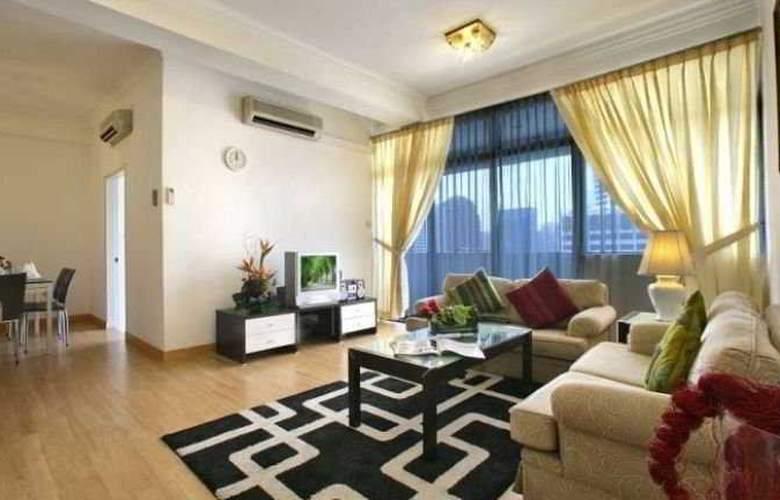 Far East Plaza Apartment - Room - 3