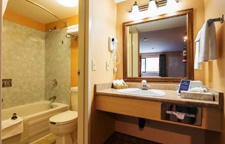 Accent Inn Kamloops - Room - 22