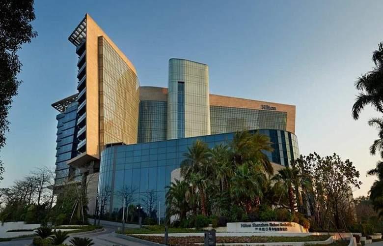 Hilton Shenzhen Futian - Hotel - 1