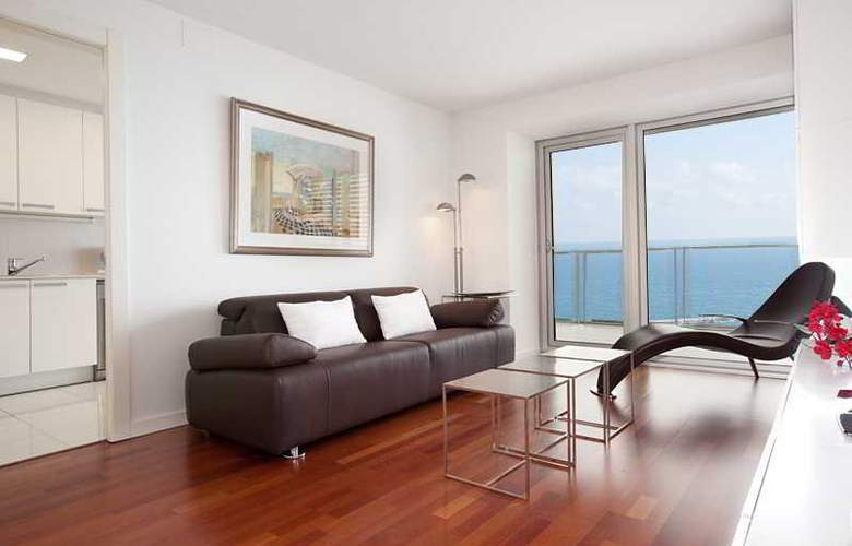 Rent Top Apartments Diagonal Mar - Room - 32