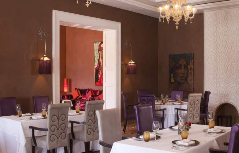Mosaic palais aziza & SPA - Restaurant - 8