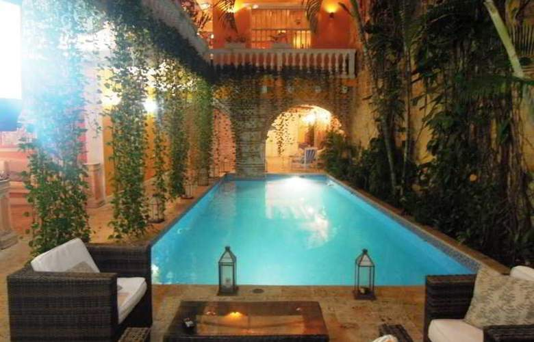 Santo Domingo Boutique Hotel - Pool - 1