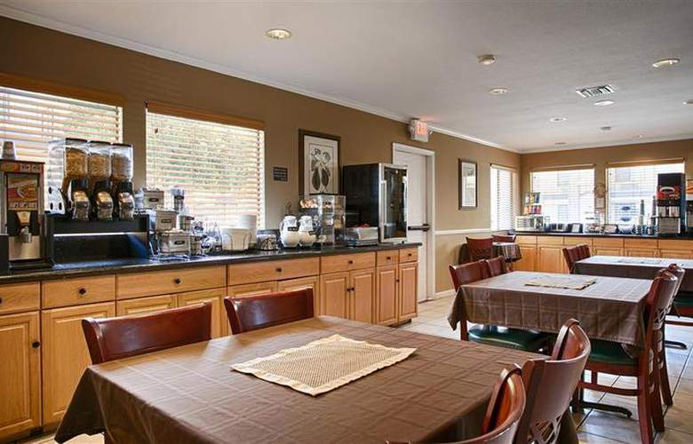 Best Western Roseville Inn - Restaurant - 12