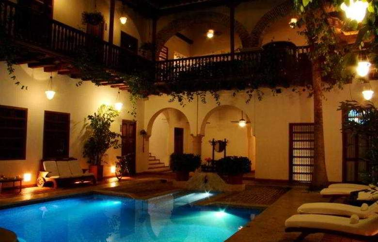 Boutique Casa del Arzobispado - Pool - 7