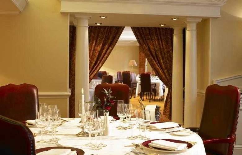 Durham Marriott Hotel Royal County - Restaurant - 10