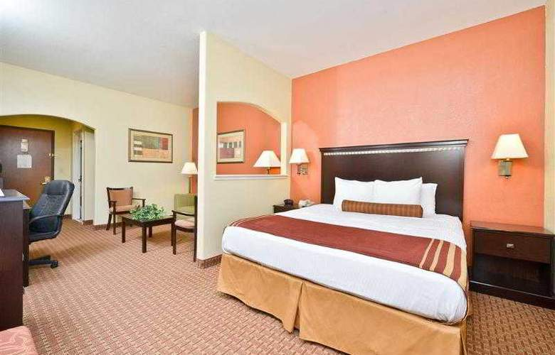 Best Western Greenspoint Inn and Suites - Hotel - 69