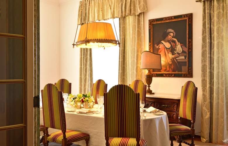 Pousada de Estremoz - Rainha Sta. Isabel - Restaurant - 4