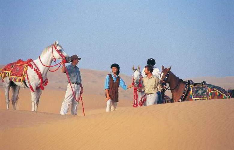 Al Maha Desert - Hotel - 11
