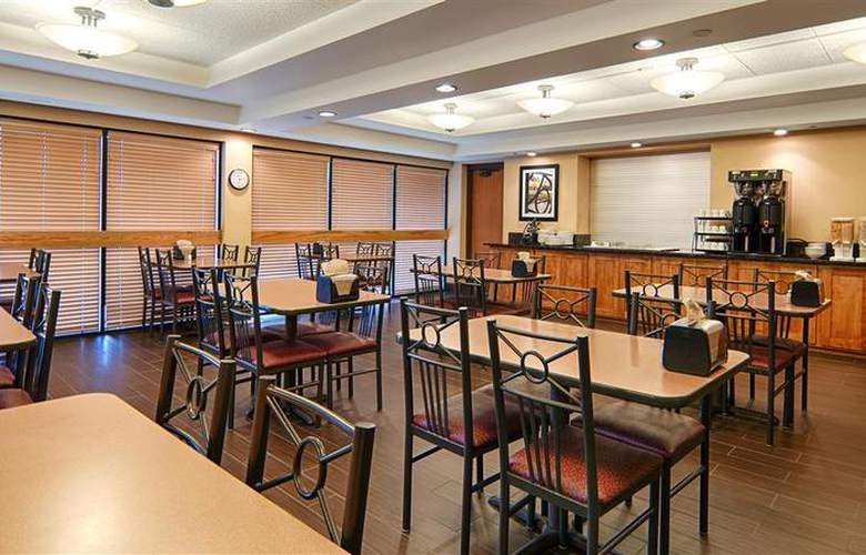 Best Western Plus East Towne Suites - Restaurant - 50