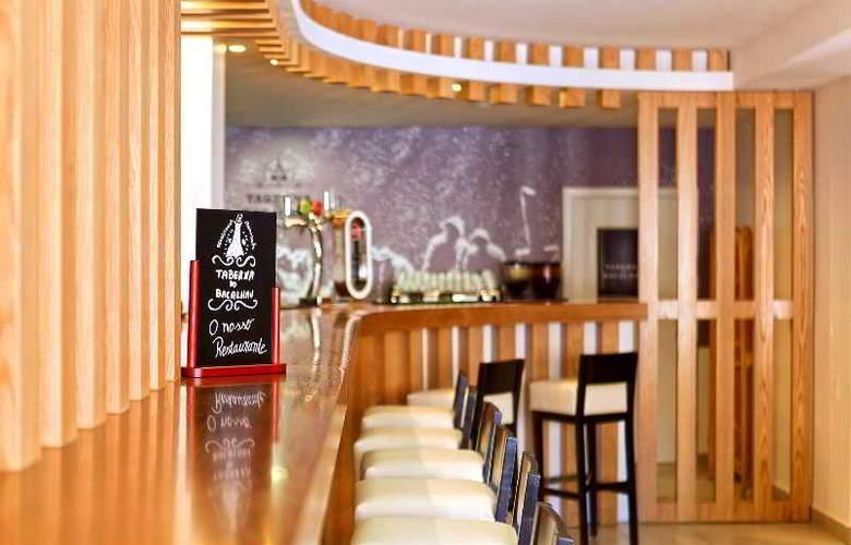 Ribeiro Hotel - Restaurant - 11