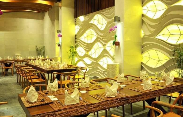 The Cliff Resort & Residences - Restaurant - 16