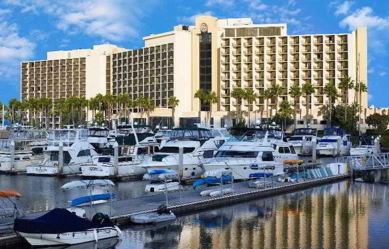 Sheraton San Diego Hotel & Marina - Hotel - 12