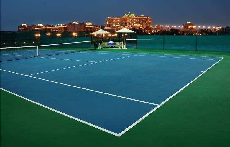 Emirates Palace - Sport - 7