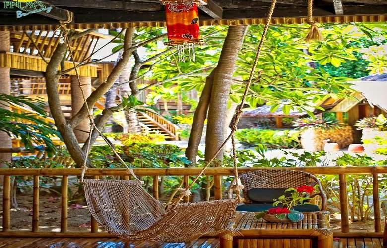 Fridays Boracay Resort - Terrace - 12