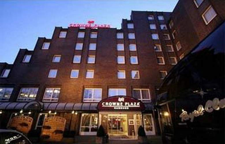 Crowne Plaza Hamburg - City Alster - Hotel - 0