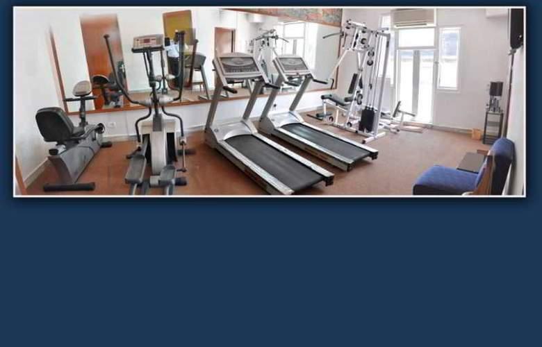 Grand Hotel Ballard Estate - Sport - 9