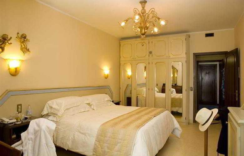 Abano Ritz Spa & Wellfelling Resort Italy - Room - 10
