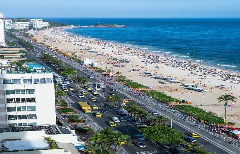 Sofitel Rio de Janeiro Ipanema - Hotel - 5