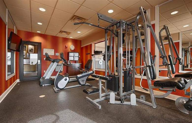 Best Western Tupelo Inn & Suites - Sport - 77