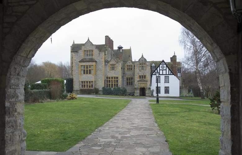 Best Western Salford Hall - Hotel - 50