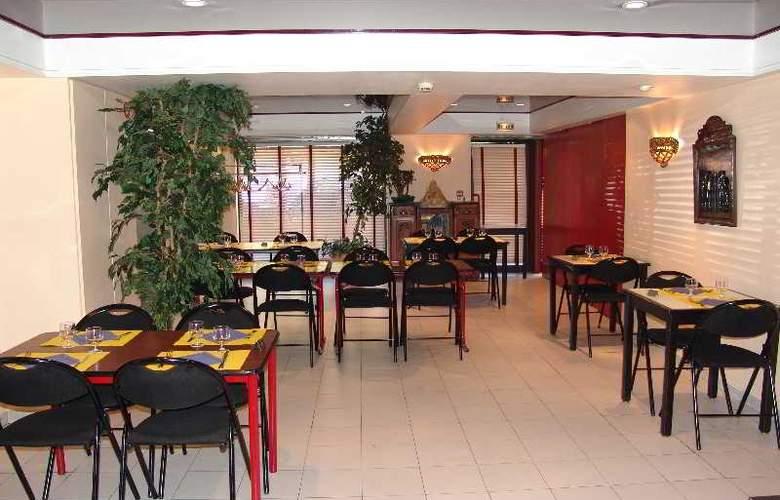 Inter-Hotel Parc Des Expositions - Restaurant - 23