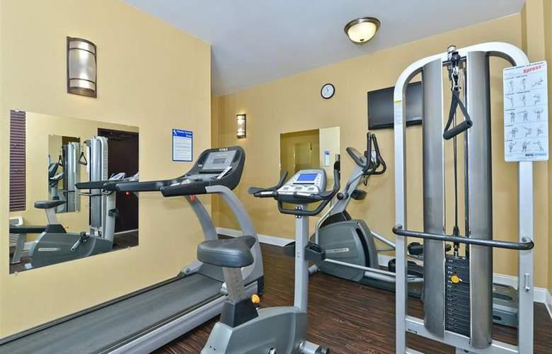 Best Western Plus Newark Airport West - Sport - 108