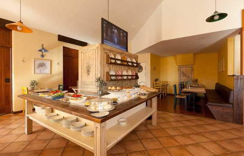 Comfort Hotel Marseille Airport - Restaurant - 3