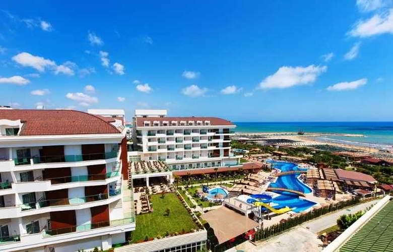 Adalya Ocean Deluxe - Hotel - 7