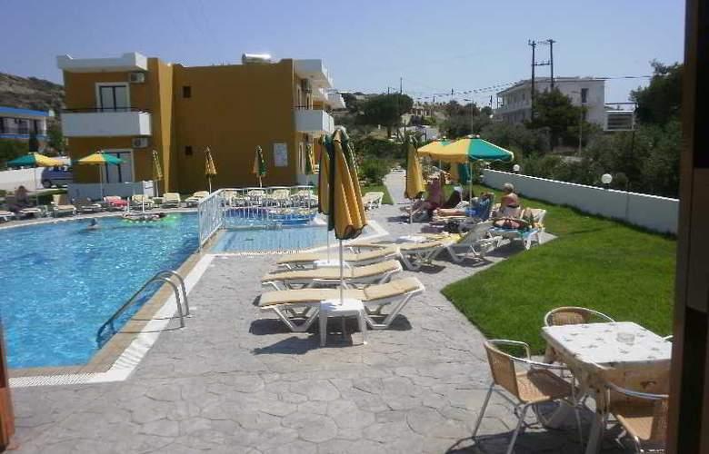 Manolis Studios - Pool - 6