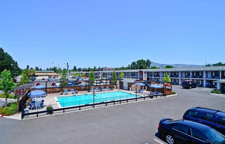 Best Western Horizon Inn - Pool - 99