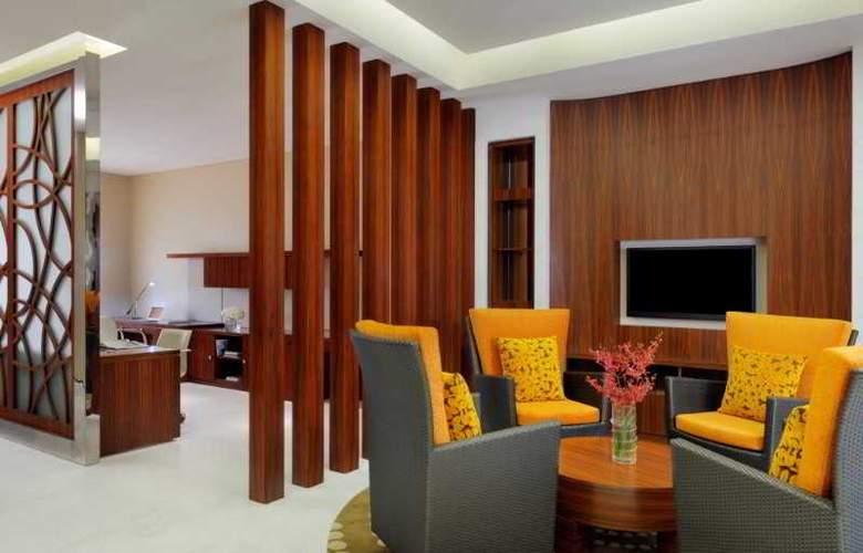 Dubai Marriott Hotel Al Jaddaf - Room - 7