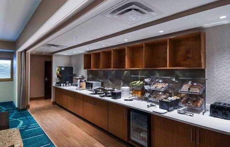 SpringHill Suites by Marriott Baton Rouge South - Hotel - 11
