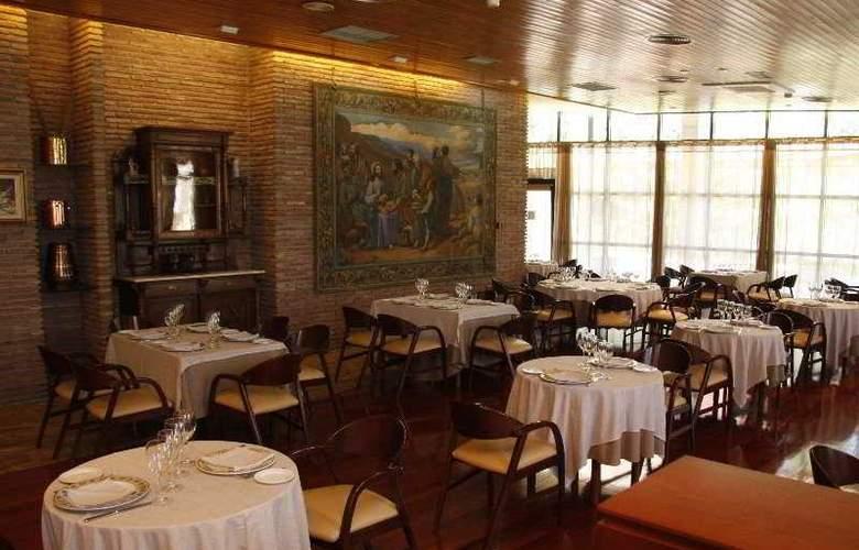 Carris Alfonso IX - Restaurant - 11