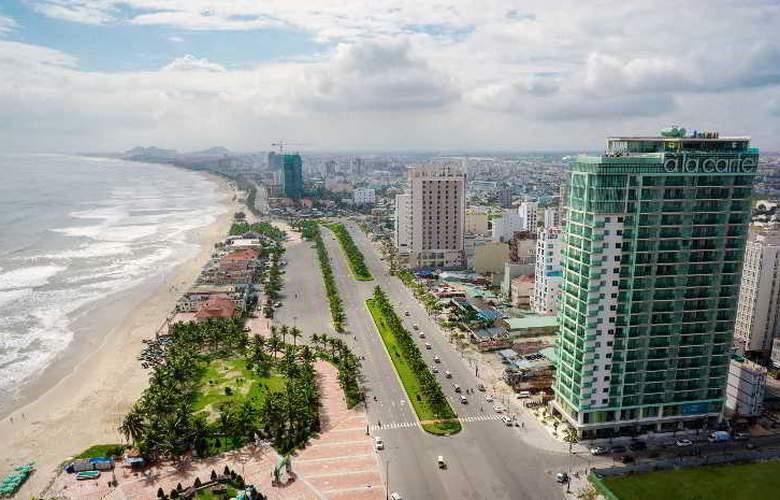 A La Carte Danang Beach - Hotel - 0
