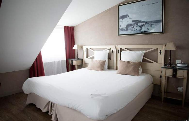 Best Western Hotel de la Plage - Room - 37
