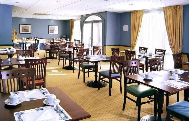 Quality Suites Maisons-Laffitte Paris Ouest - Restaurant - 5