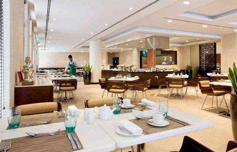 Mercure Gold Al Mina Road Dubai - Hotel - 35