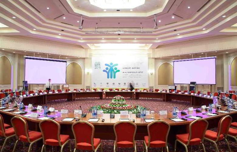 Intercontinental Tashkent - Conference - 9