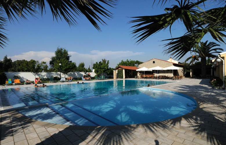 Sunset Corfu - Pool - 2