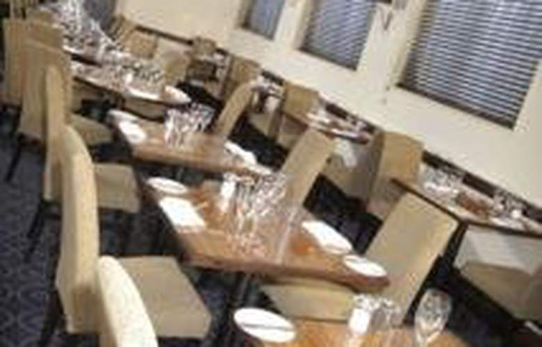 Menzies Swindon - Restaurant - 8
